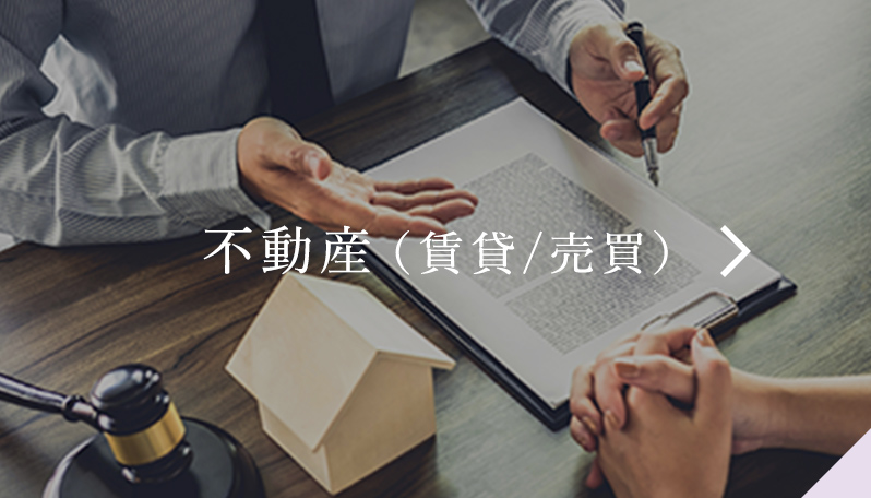 不動産(賃貸/売買)